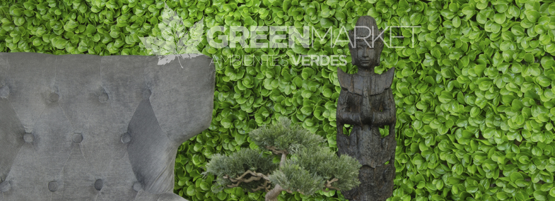 Green Market - Muros Verdes Artificiales